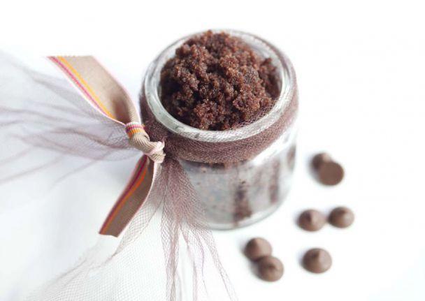 Сахарно кофейный скраб для тела своими руками 2