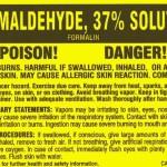 Формальдегид, метаналь, муравьиный альдегид, альдегид муравьиной кислоты (Formaldehyde)