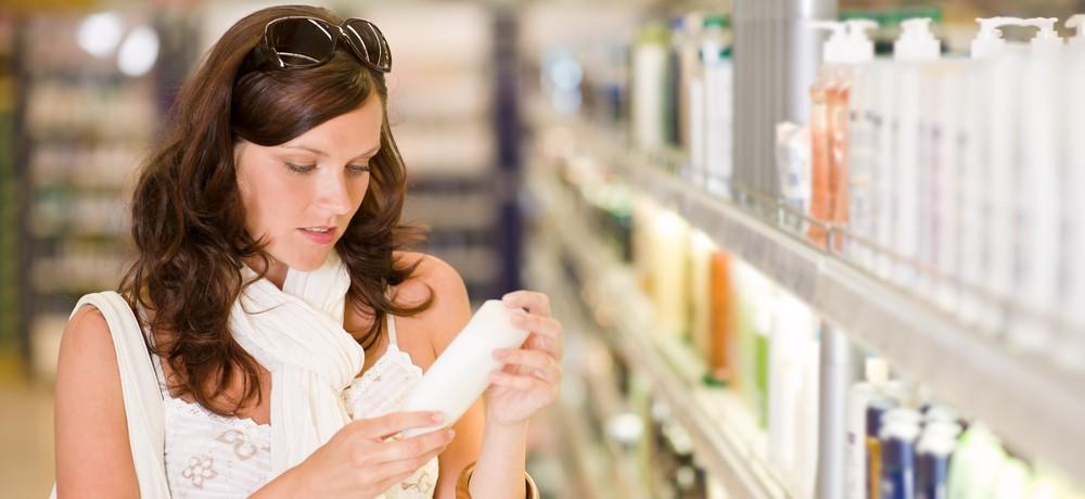 Ингредиенты в шампуне, жидком мыле, геле для тела и пене для ванны