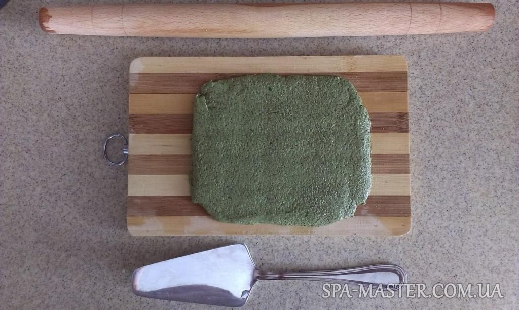 Сыроедческие хлебцы из семын приготовление 2